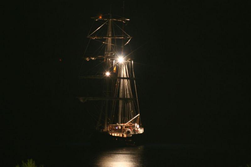 In der Stille der Nacht
