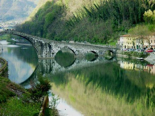 In der Toskana
