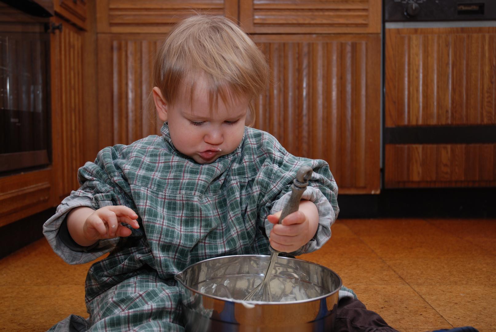 In der Weihnachtsbäckerei II