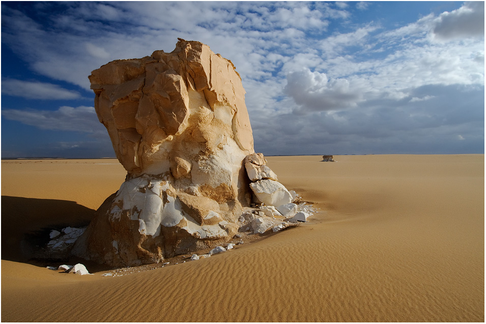 +++In der Weite der Wüste+++