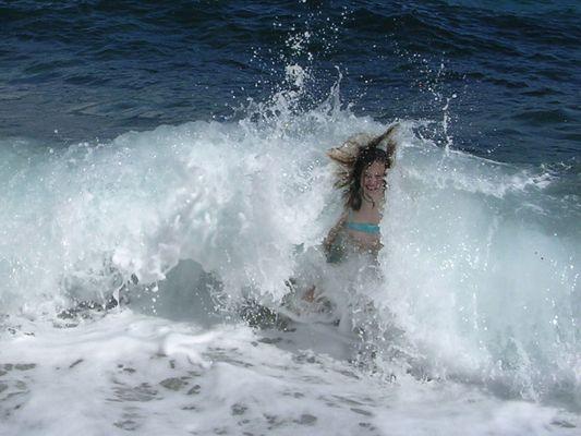 in der Welle