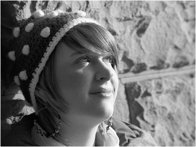 In der Wintersonne (Lena)