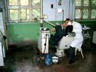 In der Zahnklinik