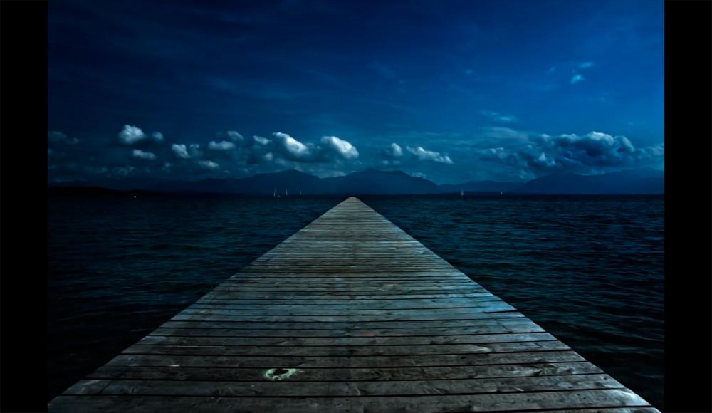 in die See