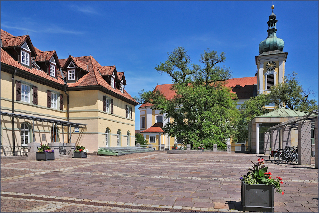 In Donaueschingen