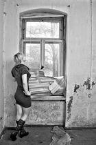 in door