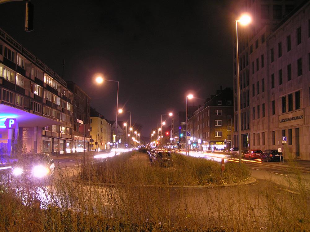 In Duisburgs Straßen