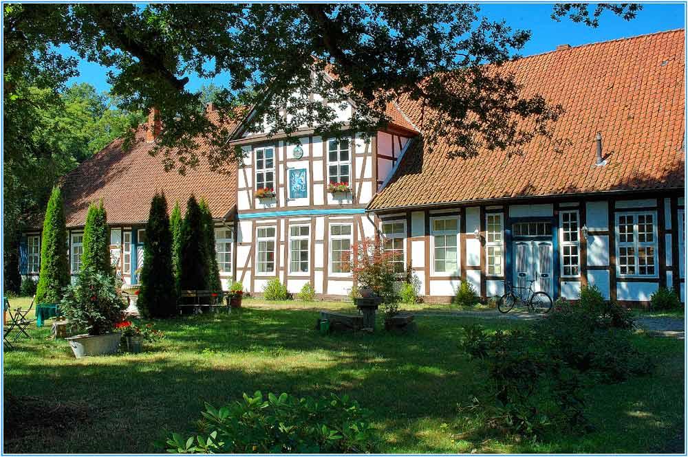 In Eicklingen (13) - Gutscafé