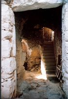 In einer Alten Matrixstadt auf Chios,Griechenland.