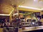 In einer Bar in Dresden...