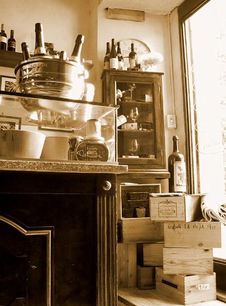 in einer Bar in Rom