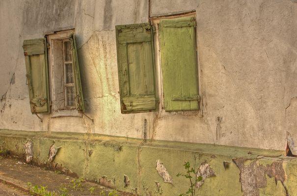 In einer Seitenstrasse (Der diskrete Charme einer Kleinstadt)