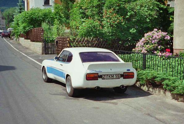 In Erinnerung an meinen RS 2600