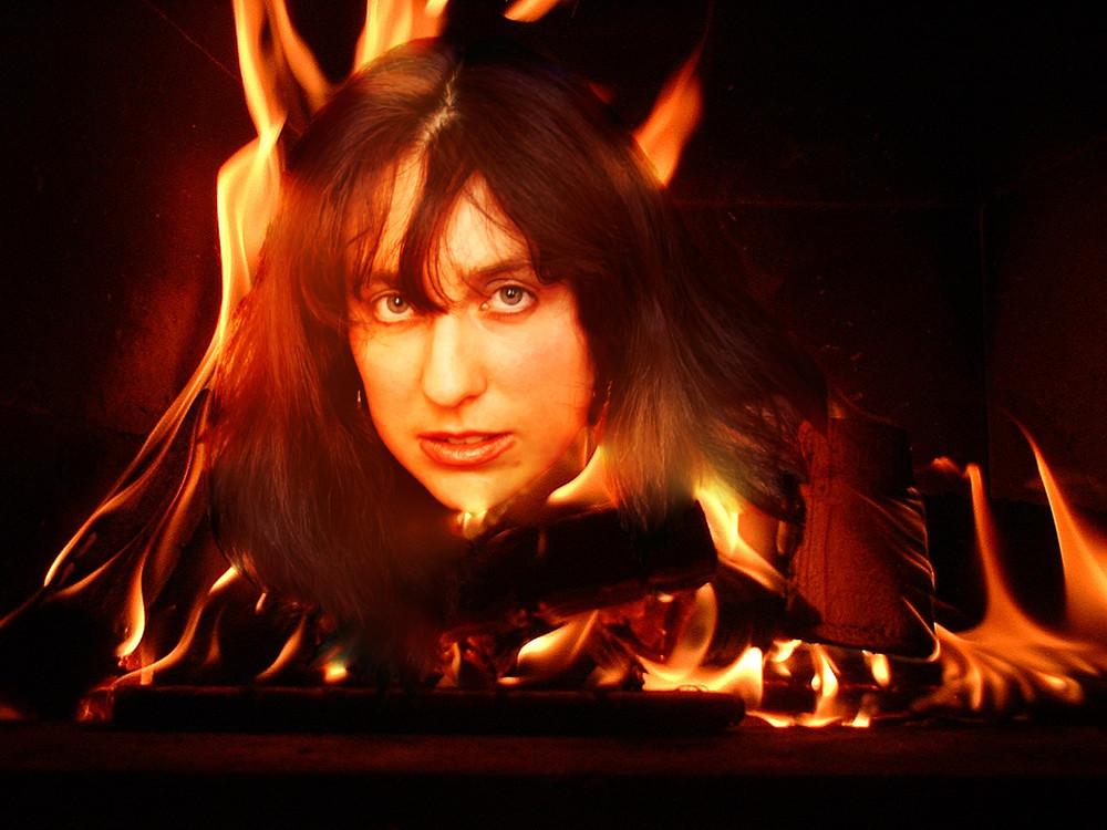 In Feuer und Flamme