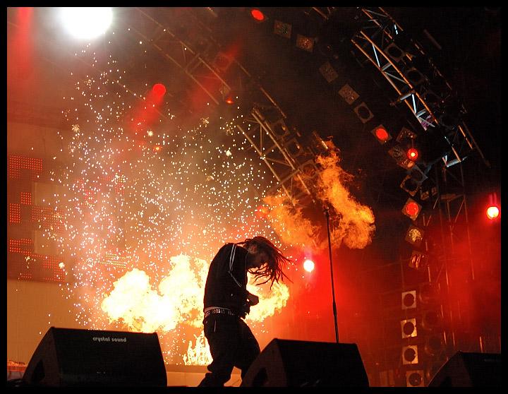 In Flames @ Wacken 2007