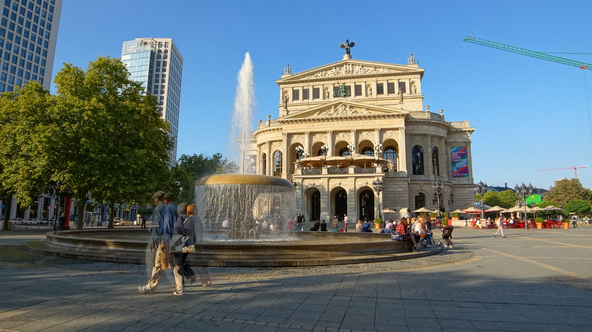 in Frankfurt XIX