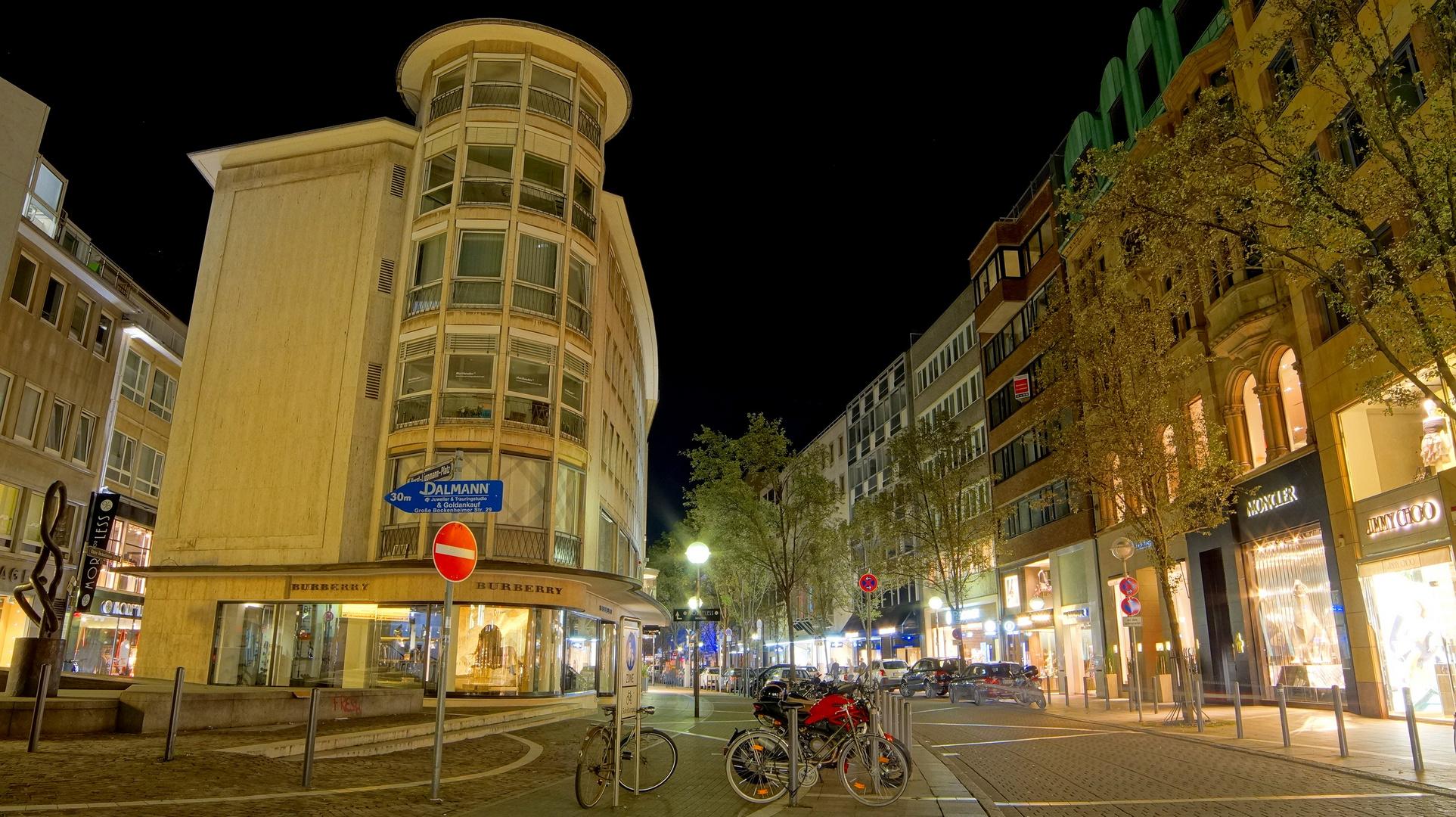 in Frankfurt XV