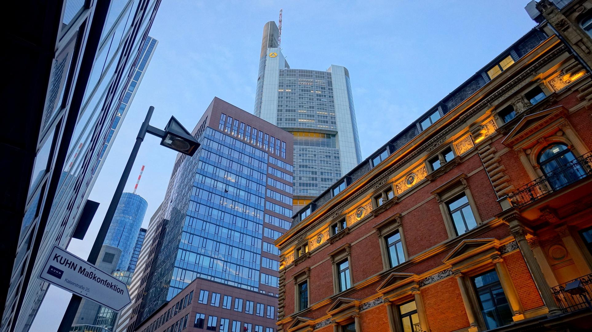 in Frankfurt XVIII