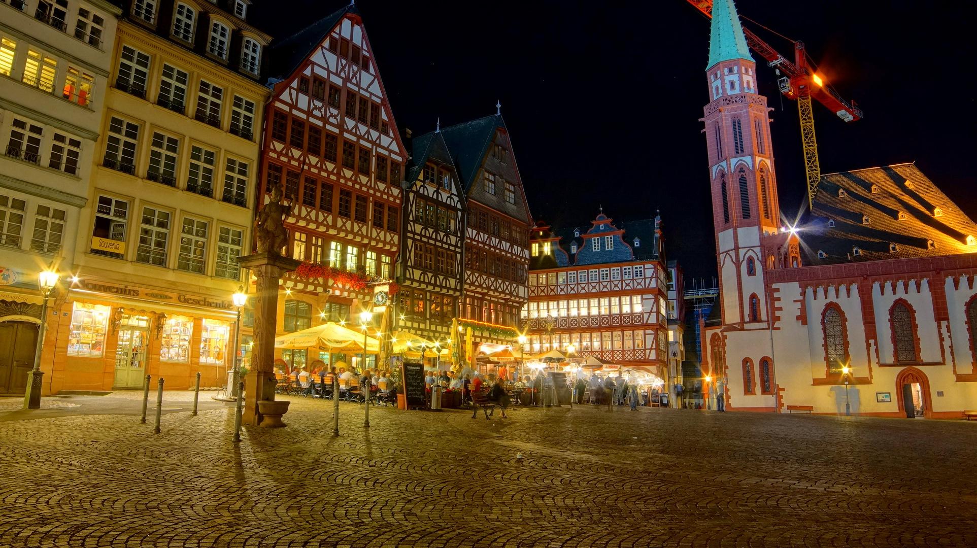 in Frankfurt XX