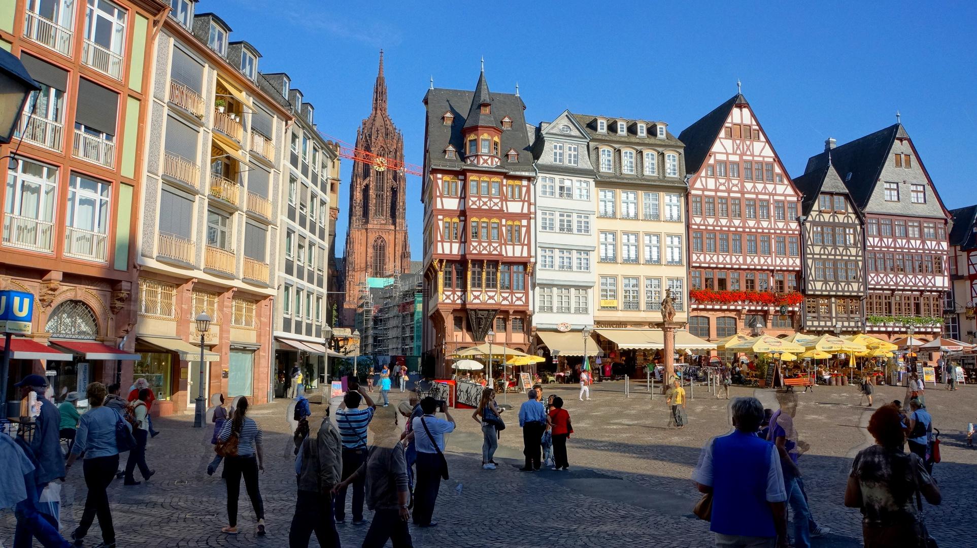 in Frankfurt XXII
