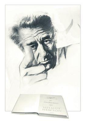 In Gedenken an Helmut Newton.