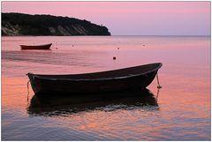 In Göhren schlafen die Boote...