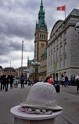 In Hamburg kann man vieles unter einen Hut bringen, wenn man will.