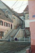 In Hermannstadt zur Oberstadt