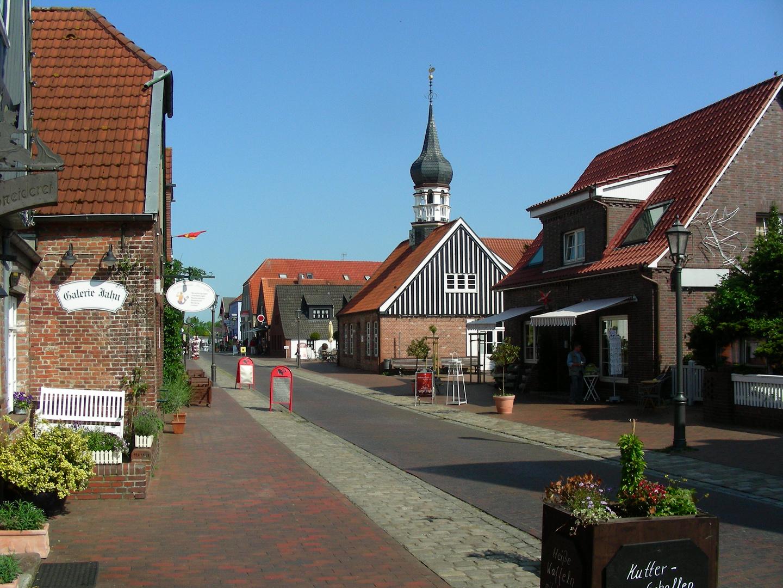 In Hooksiel/Friesland