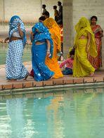 in Indien - bunt