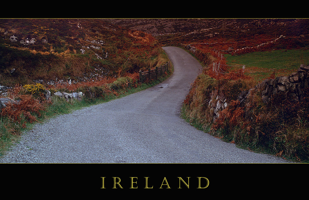 In Irland
