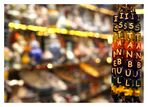 in Istanbul im großen Bazar