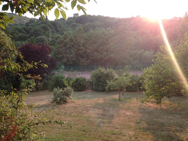 In Italien, Toskana bei unserem Ferienhaus