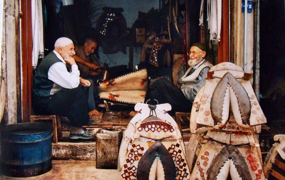 in Karamanmaras, Ostanatolien