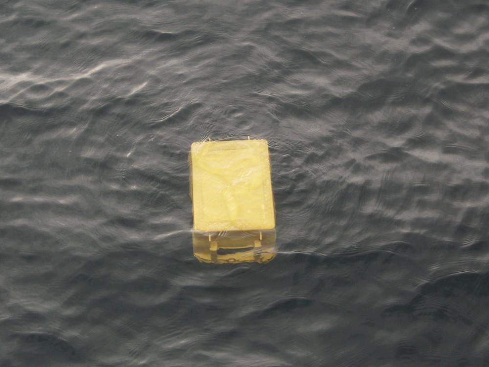 in Kiel ist alles maritim - sogar Postkörbe