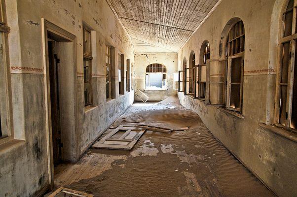 In Kolmannskuppe