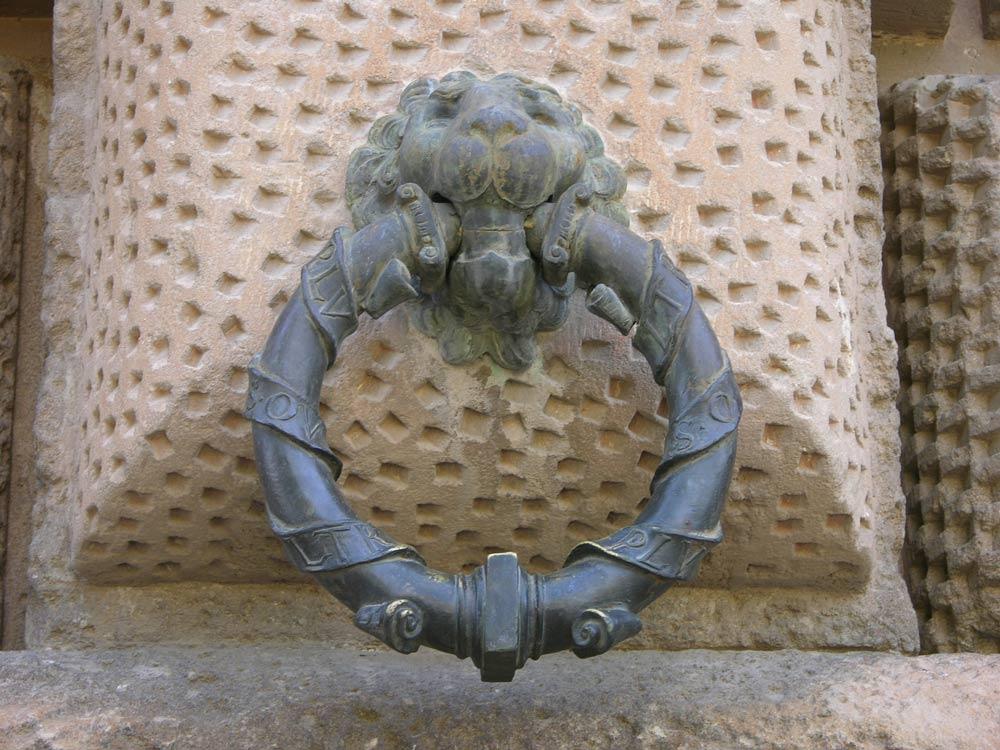 in La Alhambra