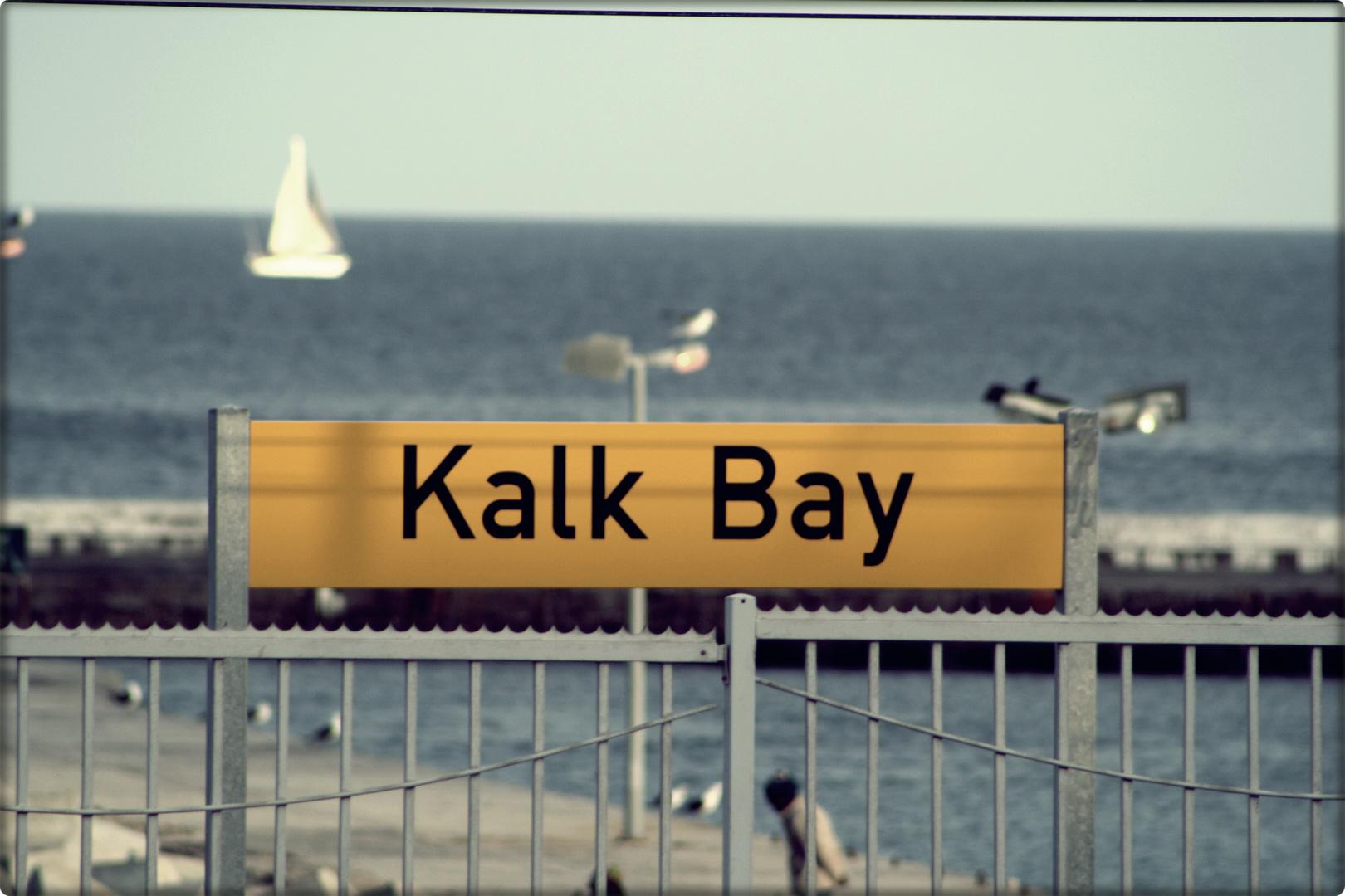 In love with Kalk Bay/ Capetown II