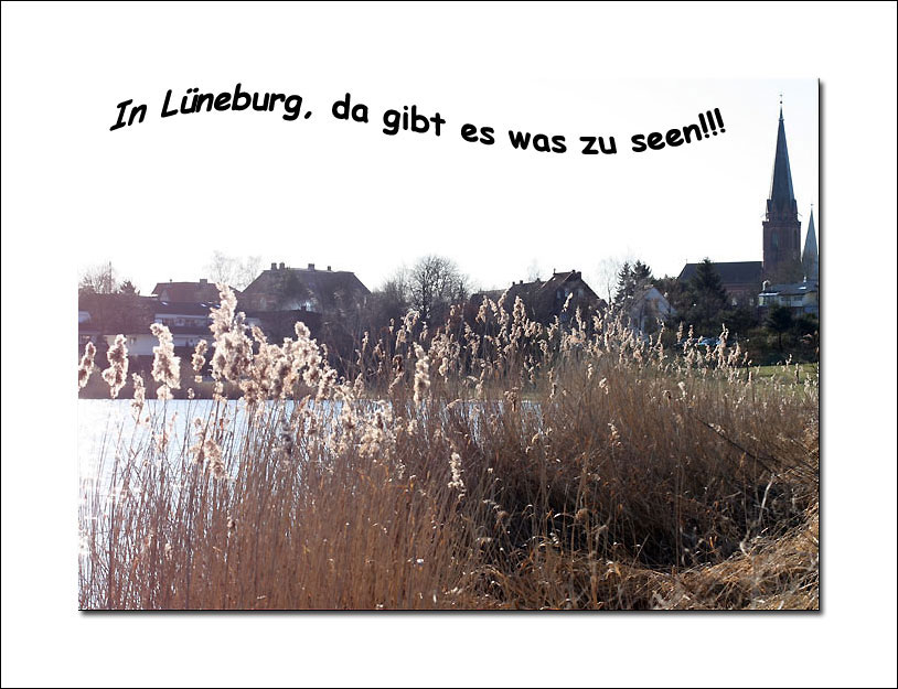 In Lüneburg, da gibt es was zu seen!!! (II)