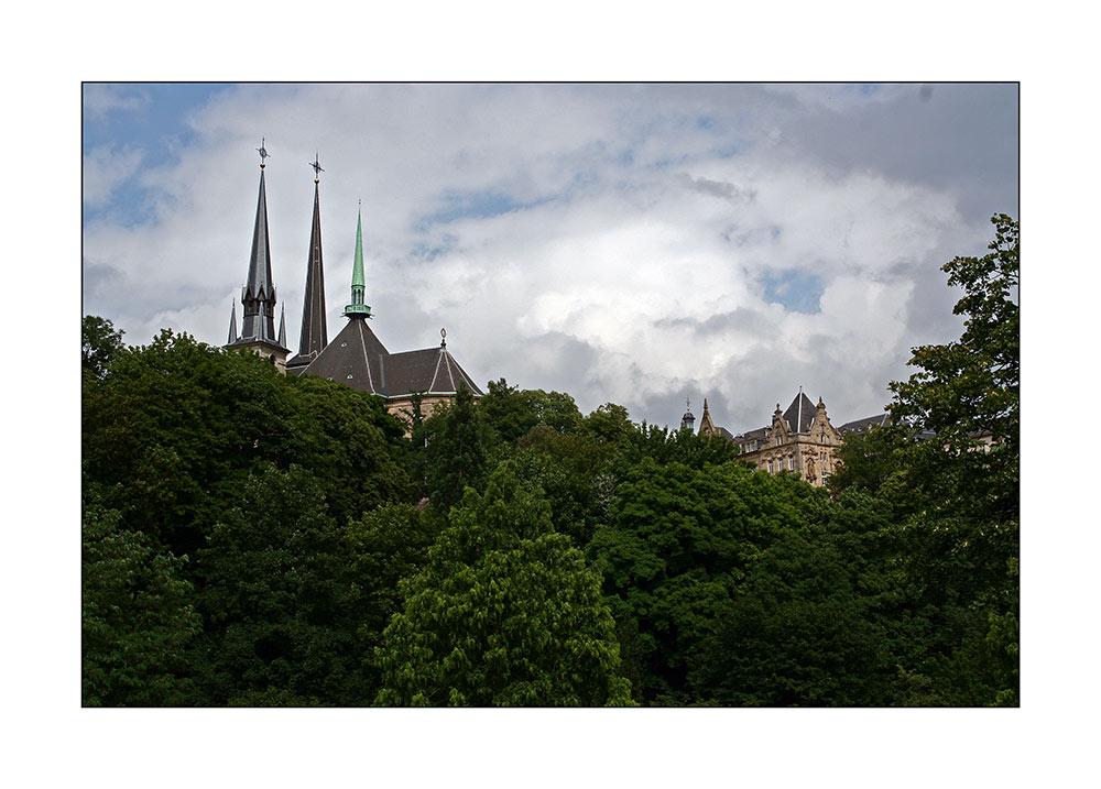 In Luxemburg ohne den Glöckner ...