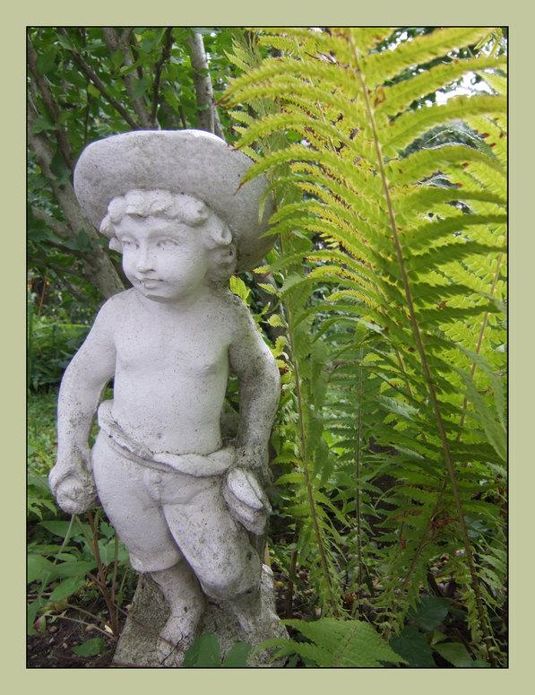 in Mamas Garten