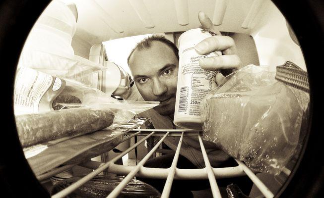 In meinem Kühlschrank