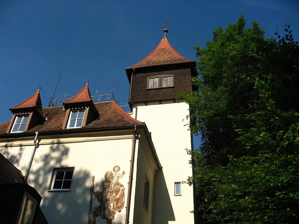 In Memmingen, die Zweite...