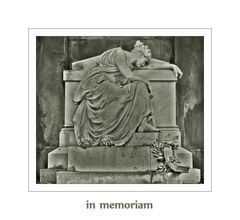 ' in memoriam '