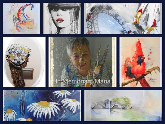 In Memoriam - Maria -