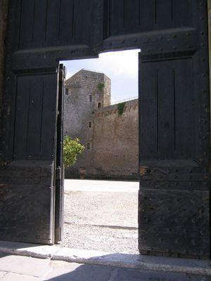 In Montalcino