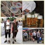In München zur Wiesn Zeit