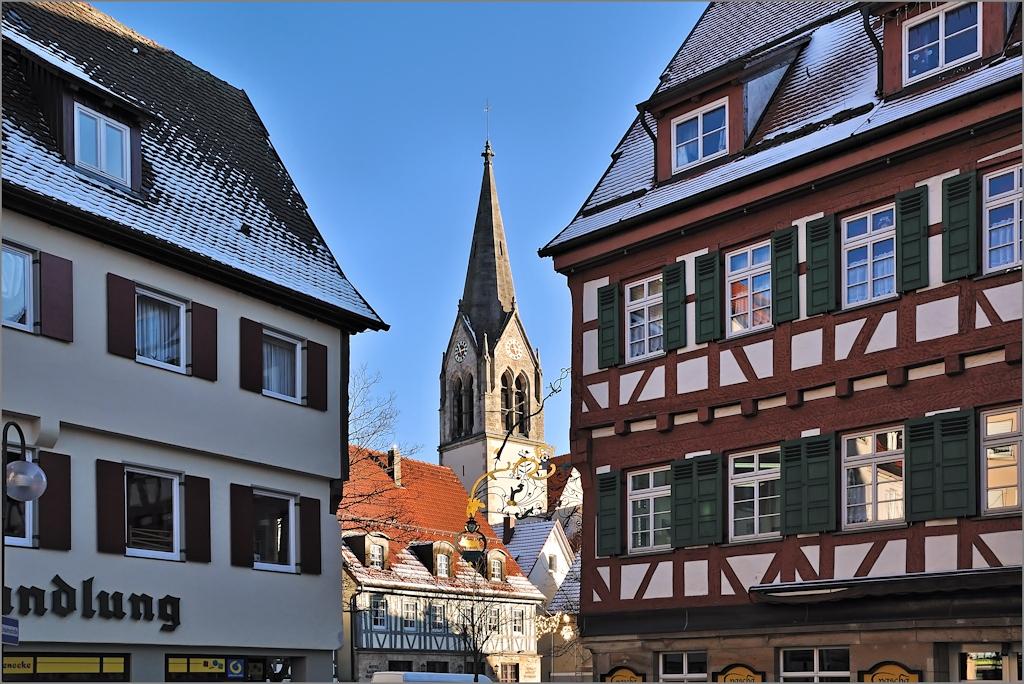 In Münsingen - Jan2012