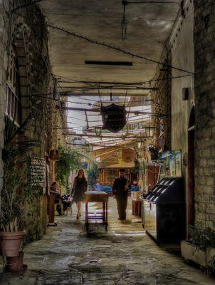 In Nikosia...