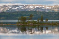 in Norwegen unterwegs